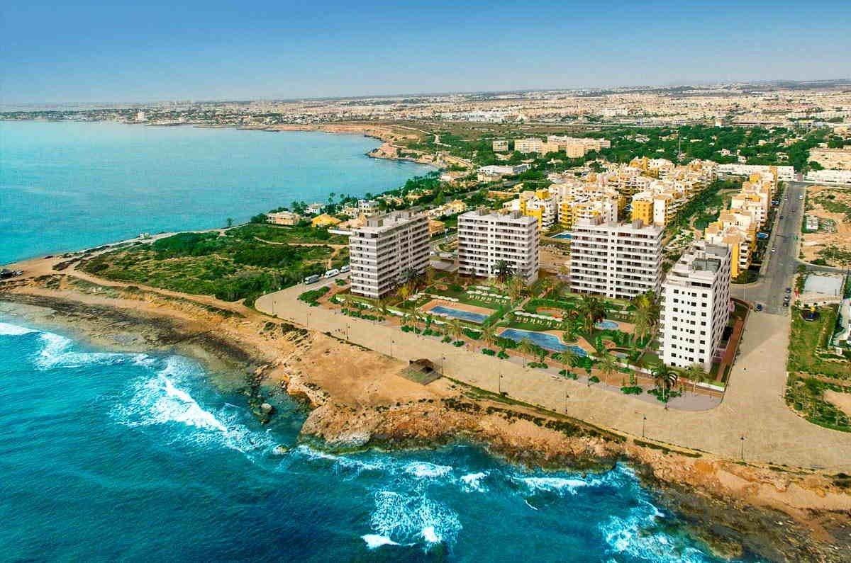 apartamento en orihuela-costa · punta-prima 349000€