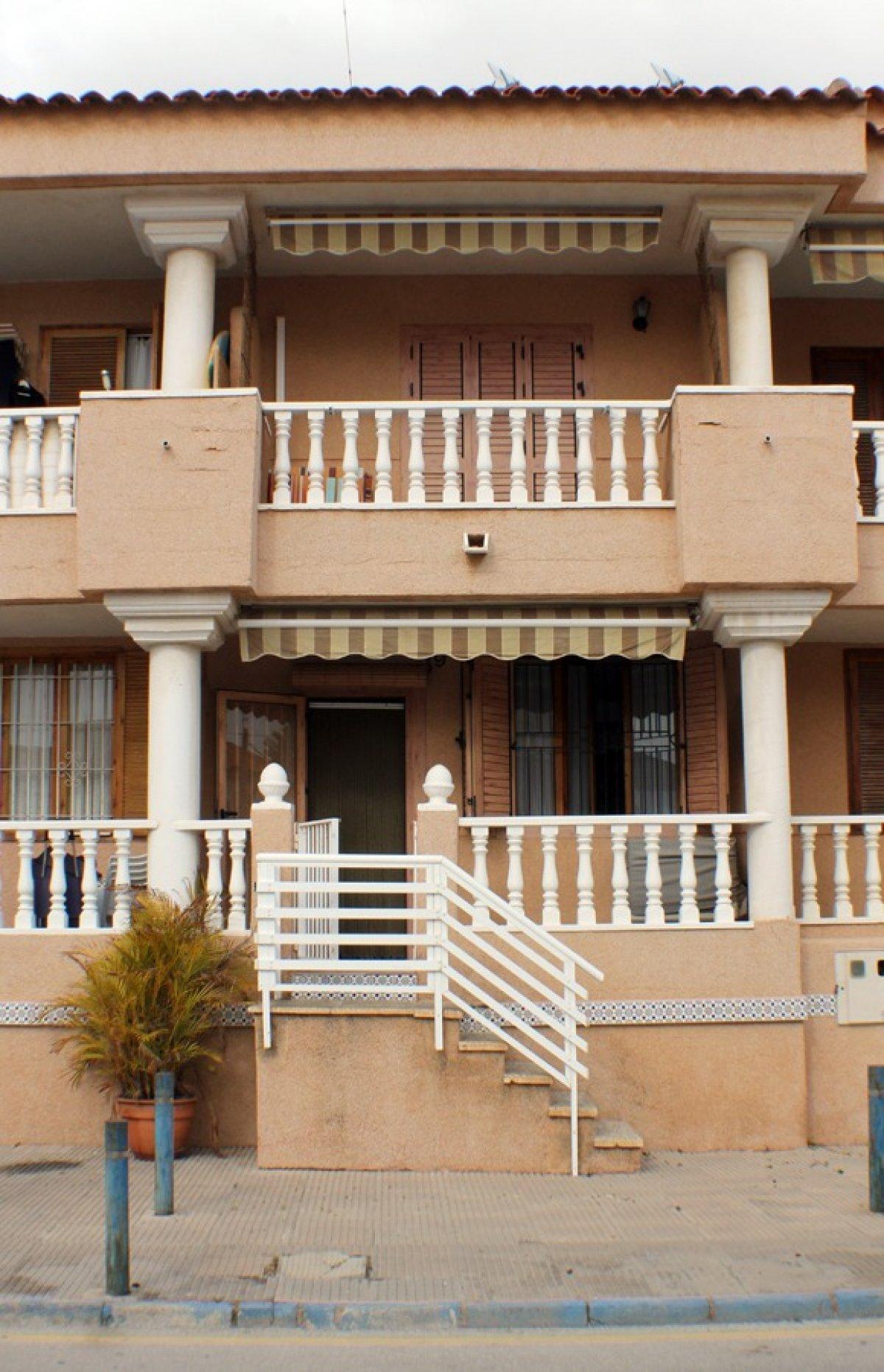 duplex en san-pedro-del-pinatar · lo-pagan-mar-menor 110000€