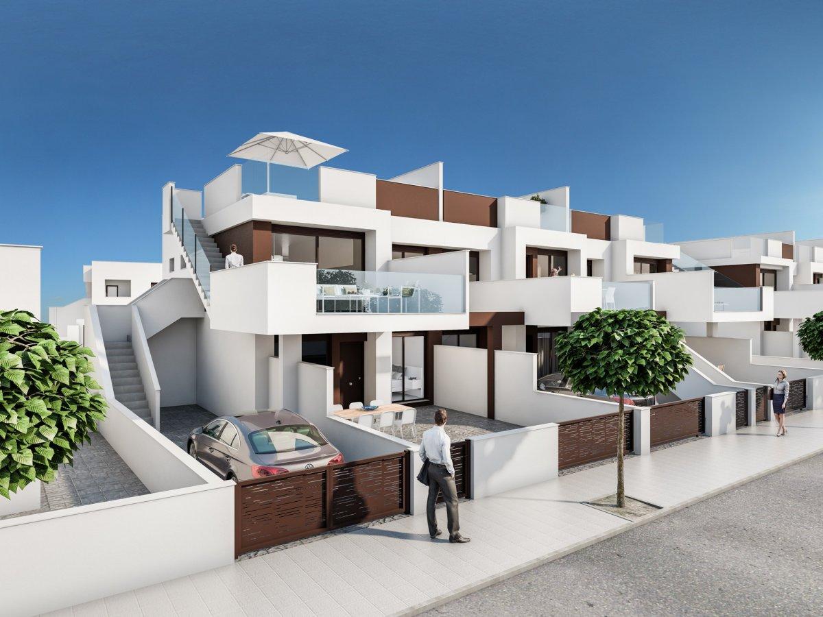 bungalow-planta-alta en pilar-de-la-horadada · higuericas 179900€