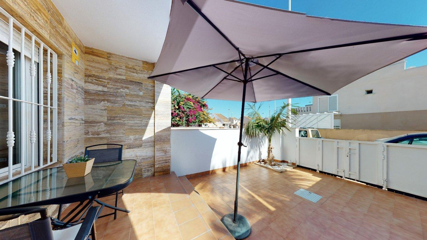 duplex en san-pedro-del-pinatar · zona-parque-natural-de-las-salinas 125000€
