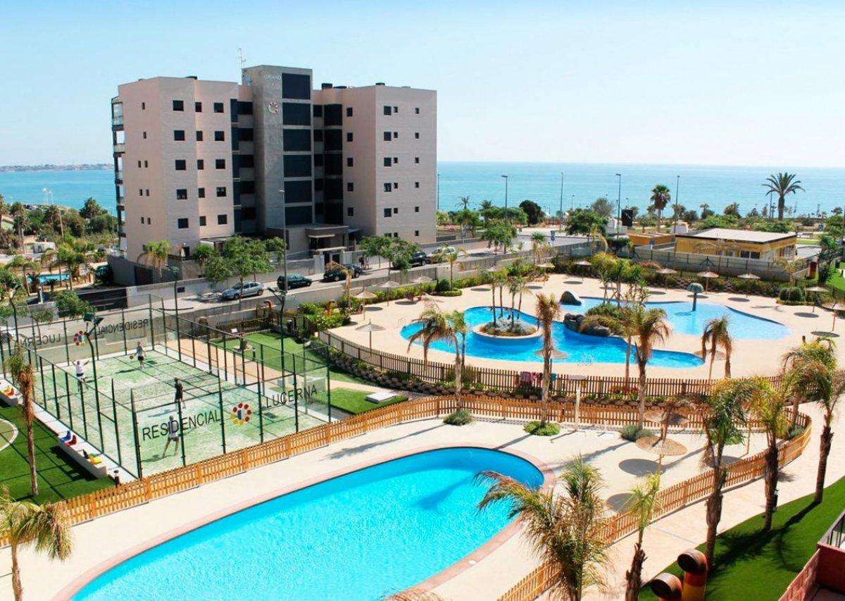 apartment en pilar-de-la-horadada · mil-palmeras 220000€
