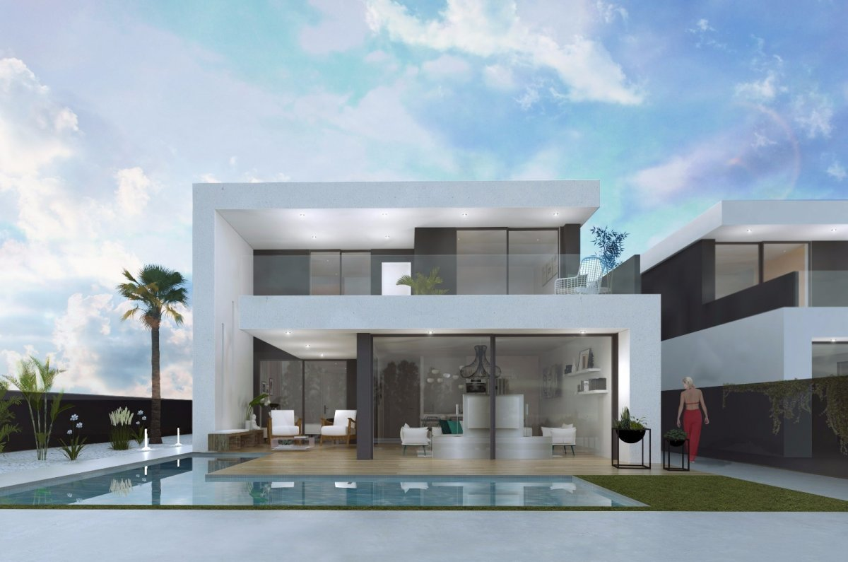 villa en san-javier · santiago-de-la-ribera 399950€