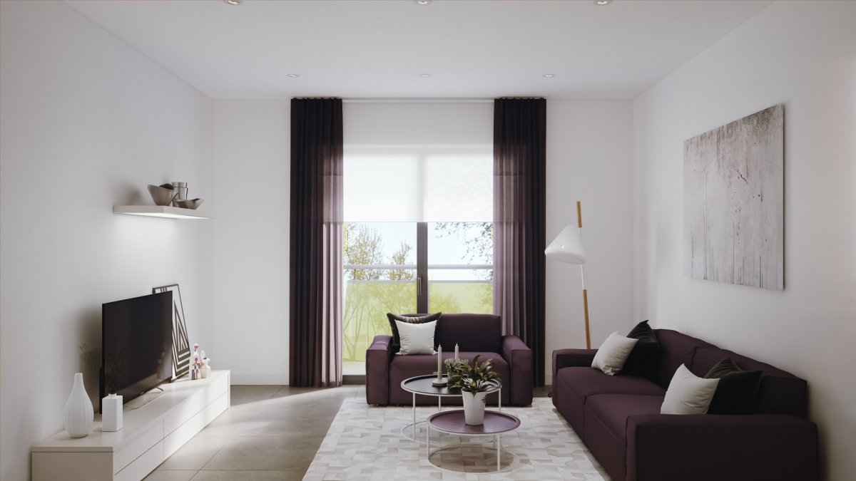 apartamento en san-pedro-del-pinatar · lo-pagan-mar-menor 127000€