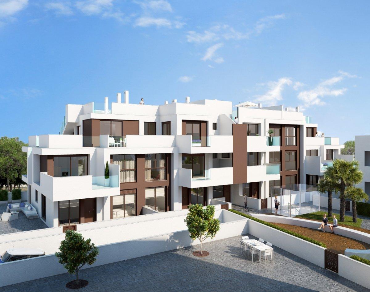 apartamento en pilar-de-la-horadada · higuericas 184900€