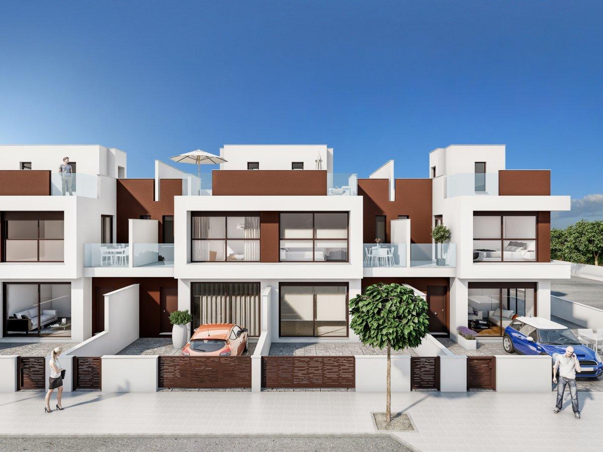 duplex en pilar-de-la-horadada · higuericas 259900€