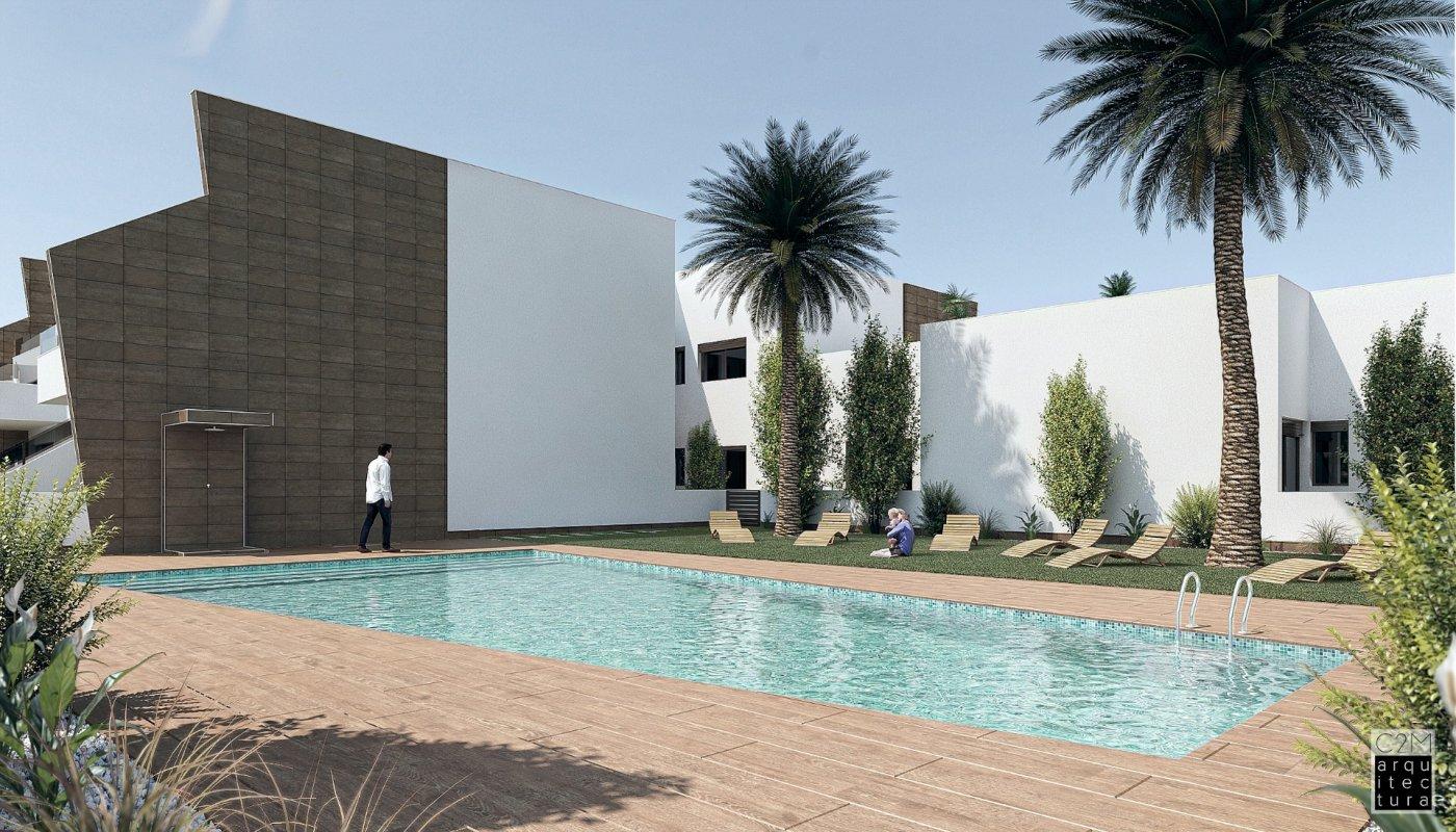 bungalow-planta-baja en san-pedro-del-pinatar · salinas 182900€