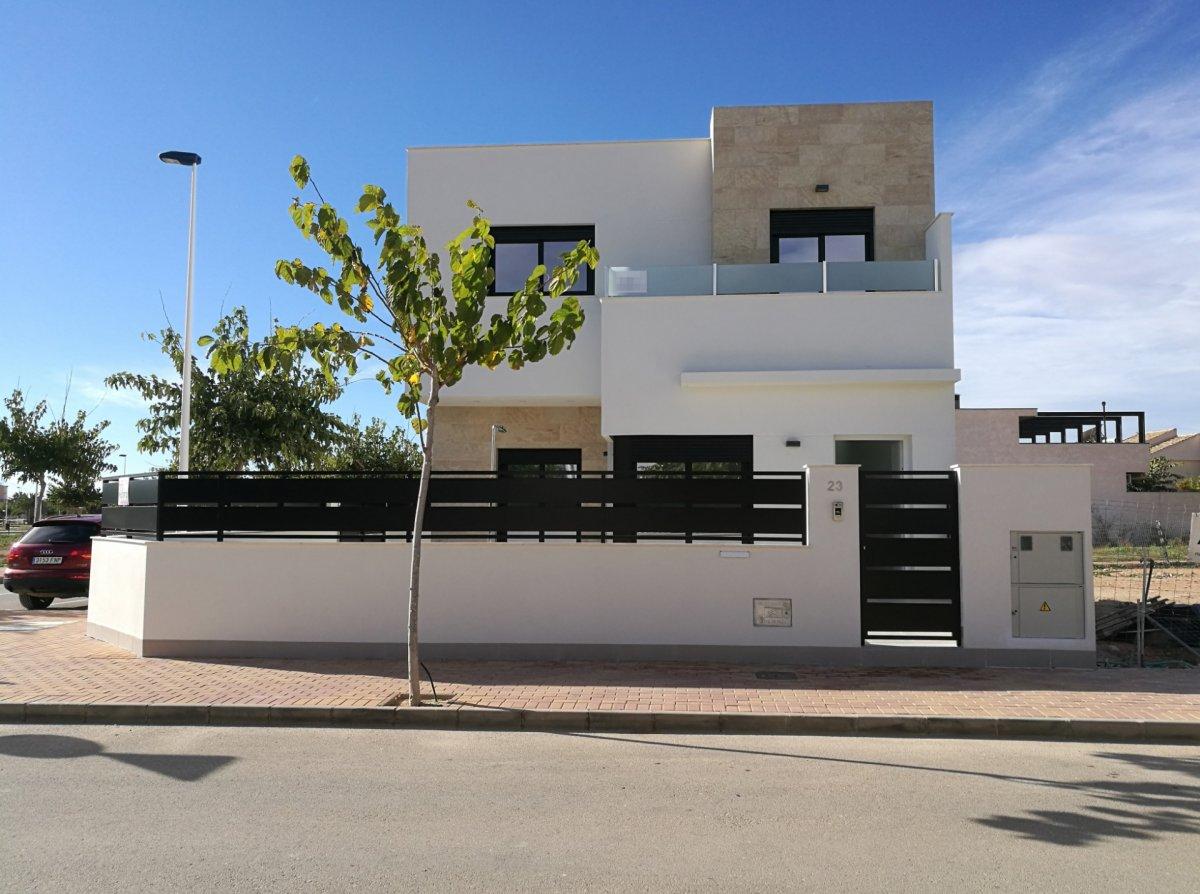 duplex en san-pedro-del-pinatar · la-arboleda 245500€