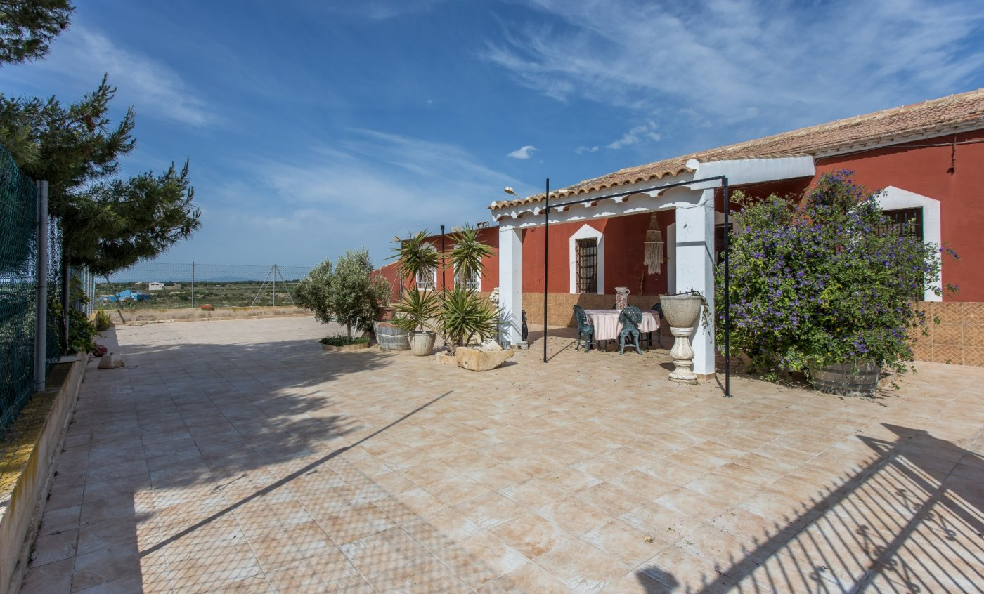 house-with-land en corvera · corvera 210000€
