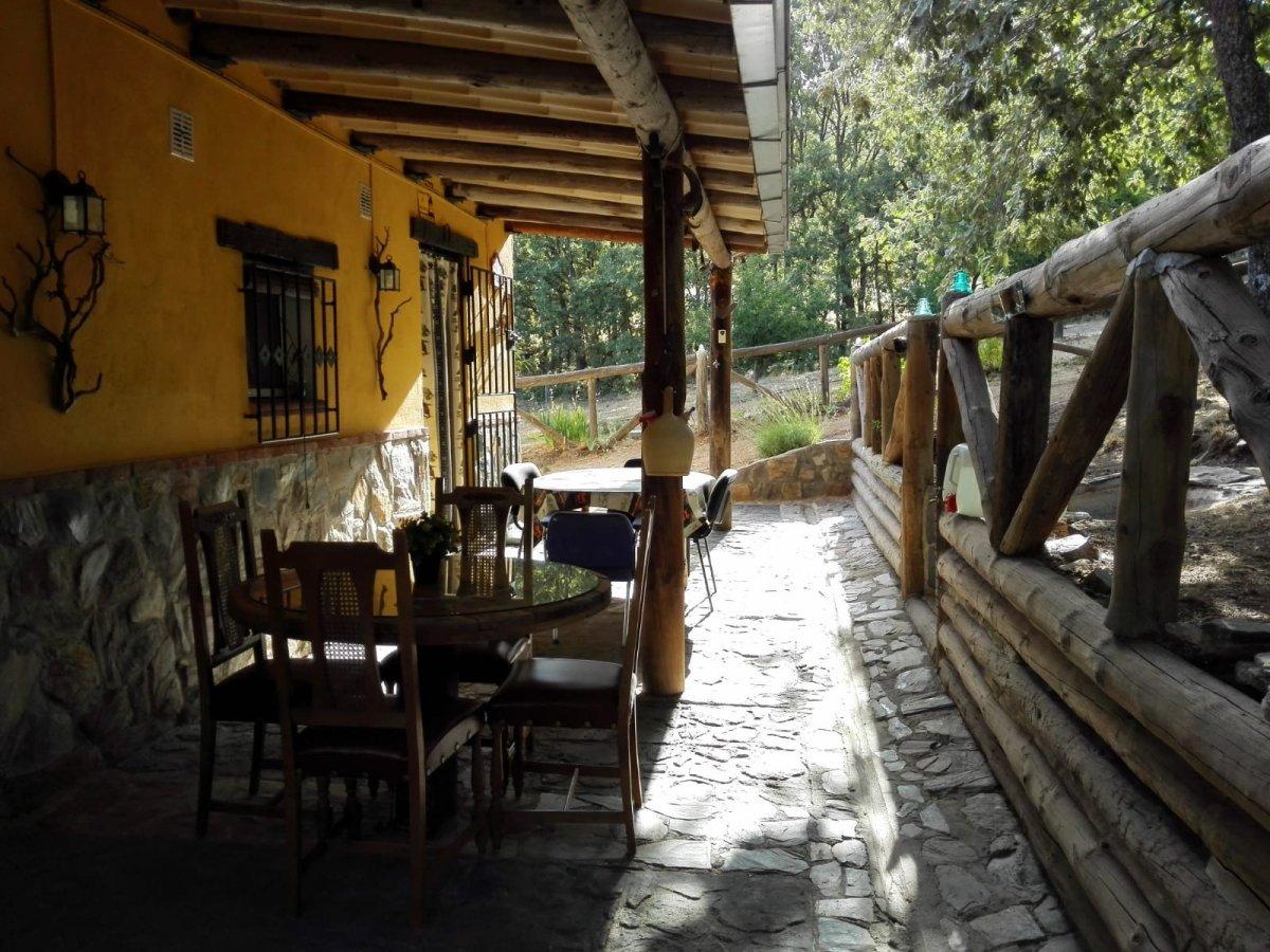 Casa rústica en venta en Güejar Sierra