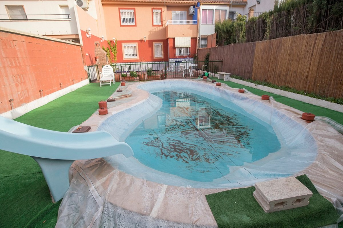 Bonita casa en Cijuela con piscina y garaje propio, Granada