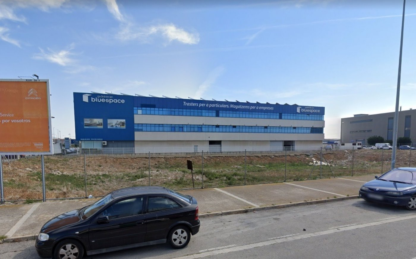 Naves industriales - a00788