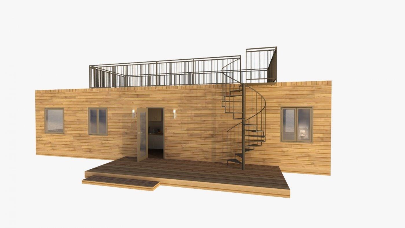 AutopromociÓn con contenedor de 30 m2 en begues centro - imagenInmueble0