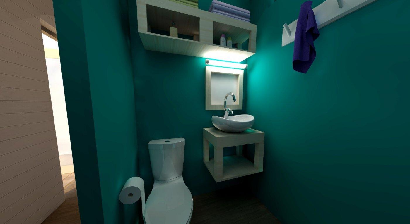 AutopromociÓn con contenedor de 30 m2 en begues centro - imagenInmueble11