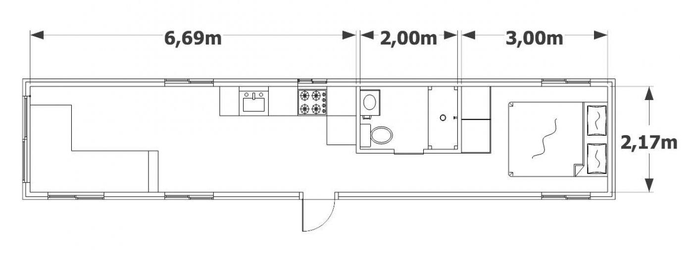 AutopromociÓn con contenedor de 30 m2 en begues centro - imagenInmueble16
