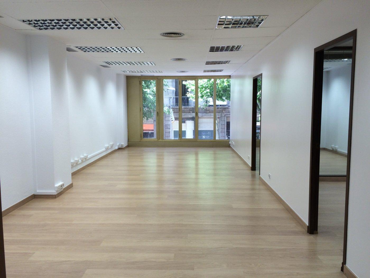 Fantástica oficina de 84 m2 junto paseo de gracia - imagenInmueble0