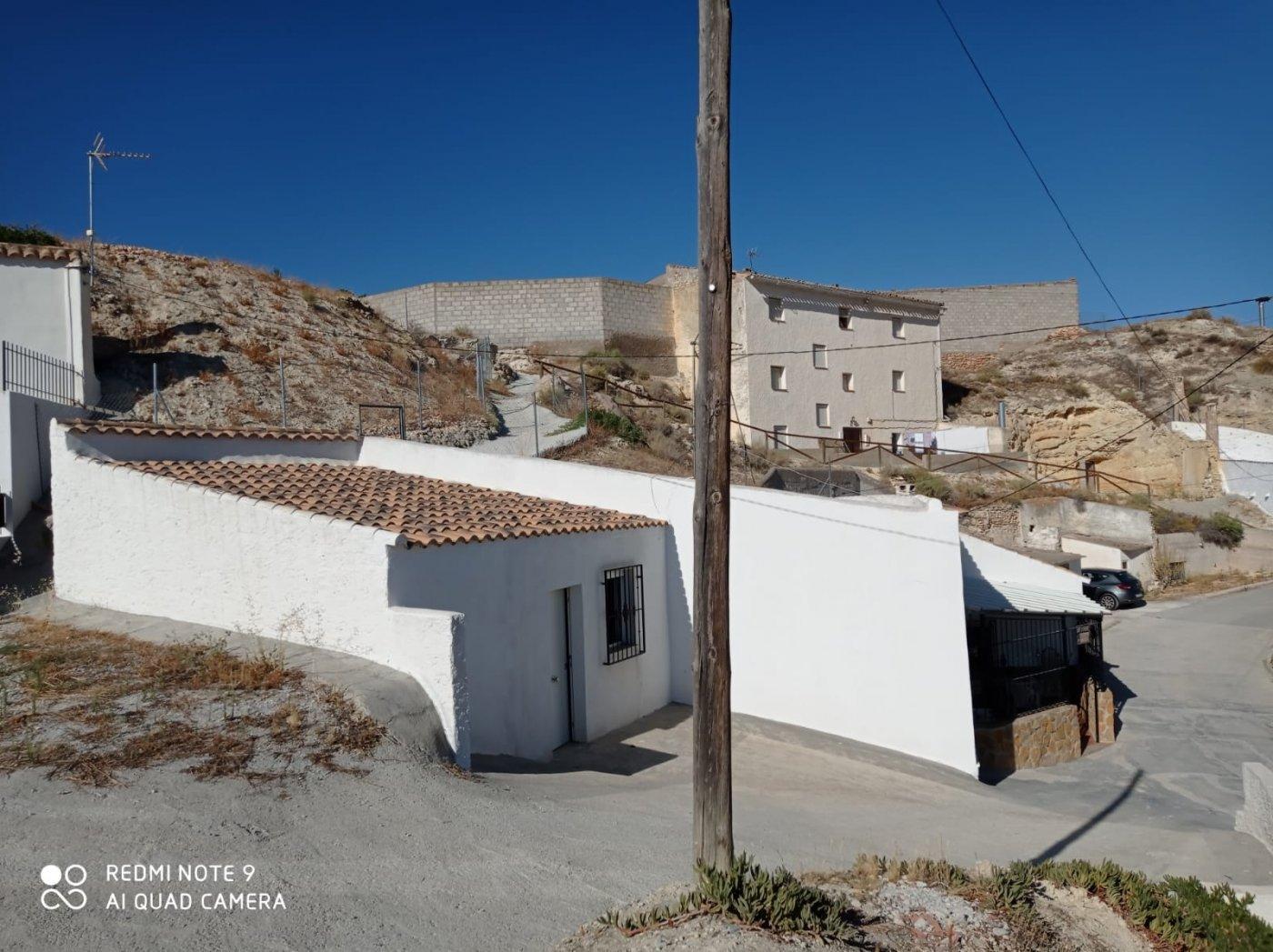 FantÁstica casa - cueva en en cuevas del campo de granada - imagenInmueble0