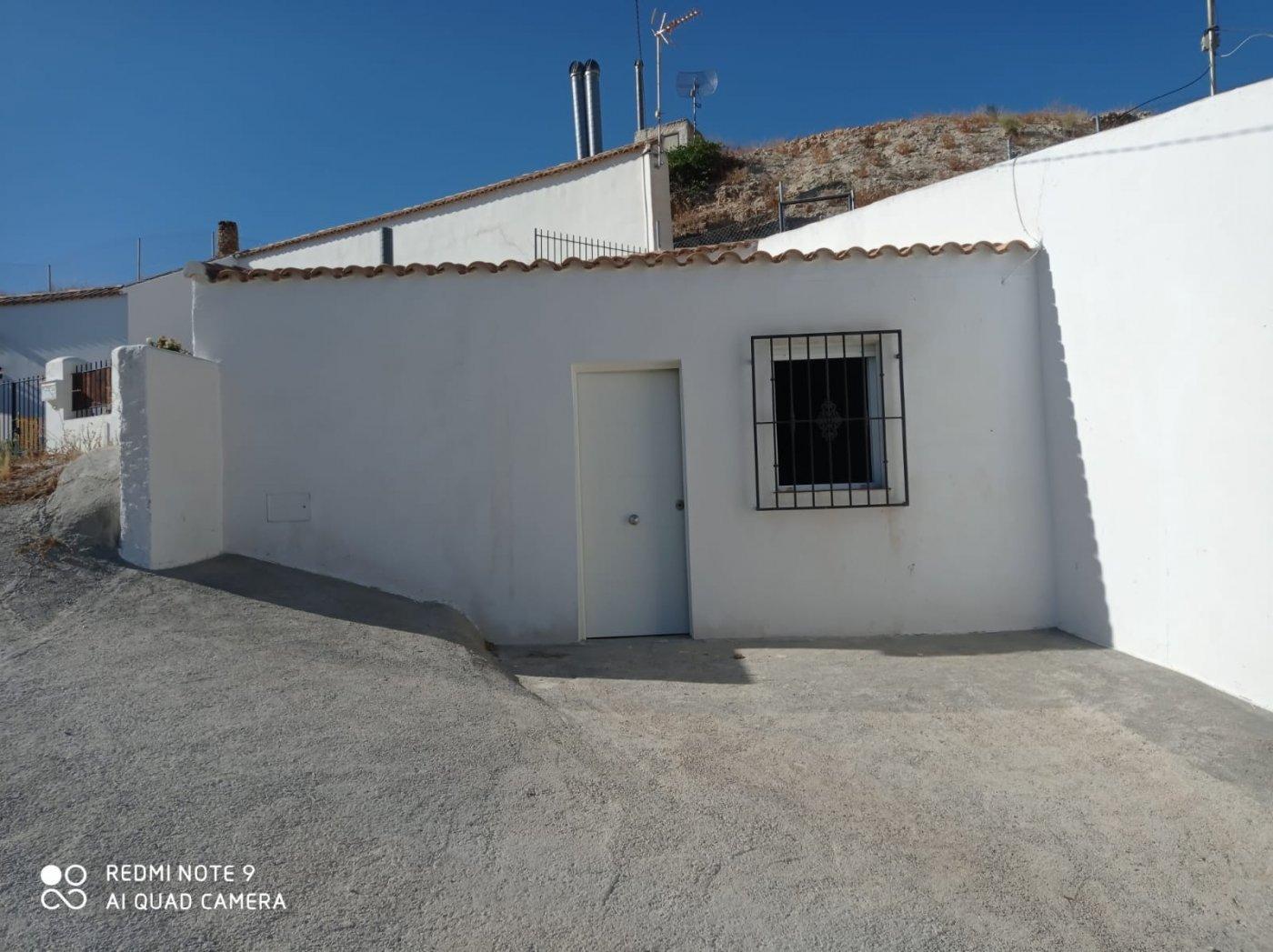FantÁstica casa - cueva en en cuevas del campo de granada - imagenInmueble15