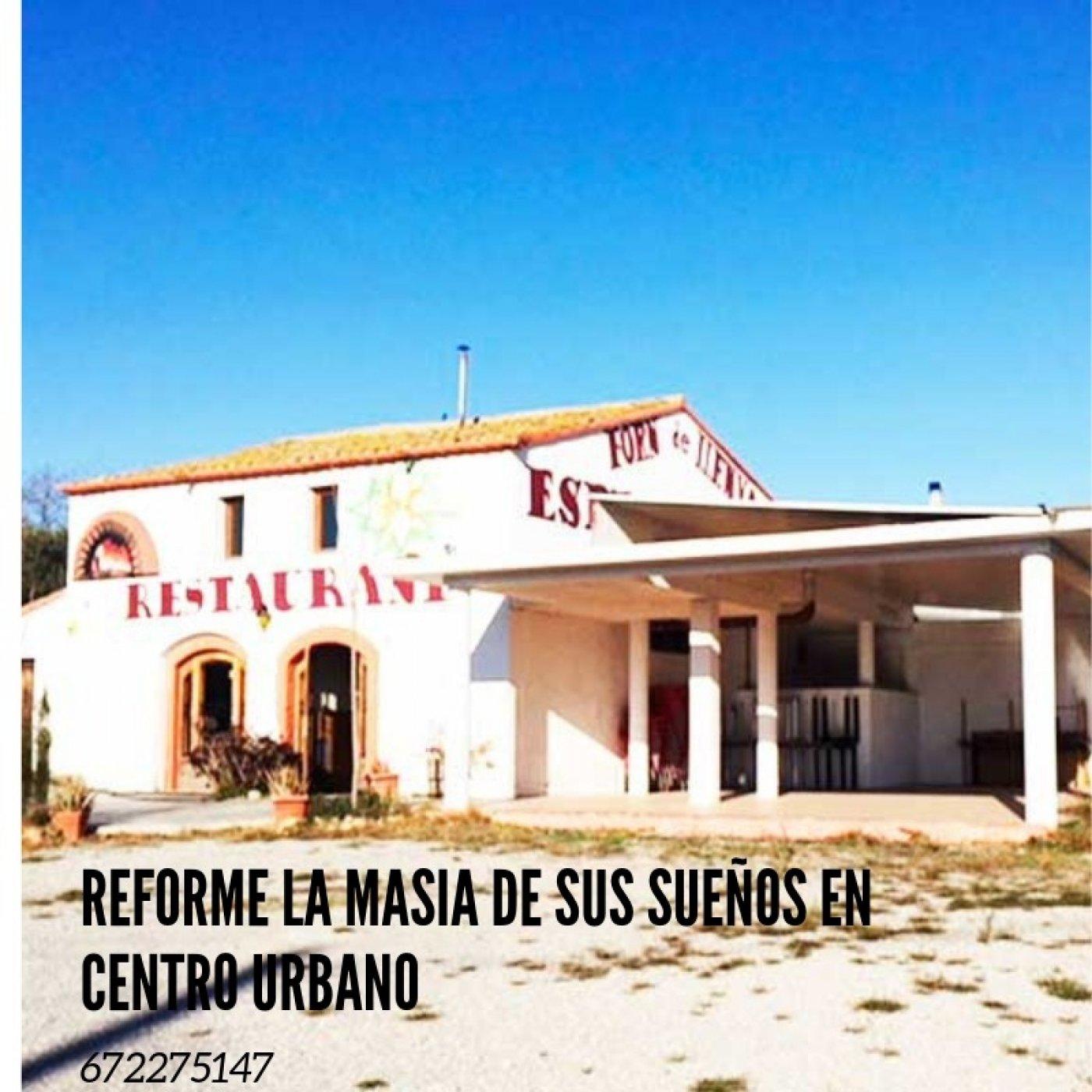 Masia restaurante en els monjos - imagenInmueble0