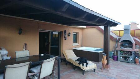 Precioso ático con terraza espectacular en cunit con licencia turistica - imagenInmueble0