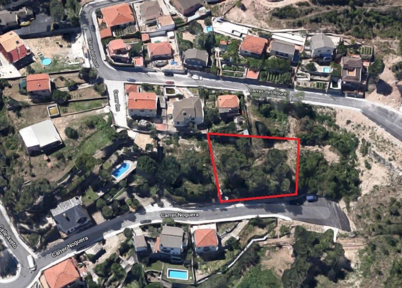 Fantástica parcela de 735 m2 en urb. cap de bou - imagenInmueble3