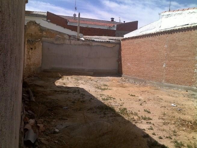 Parcela rústica en venta en Villatobas