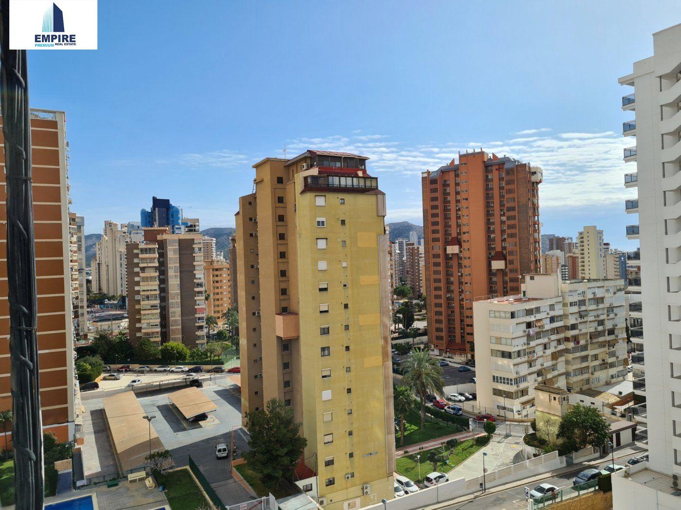 apartamento en benidorm · levante 111000€