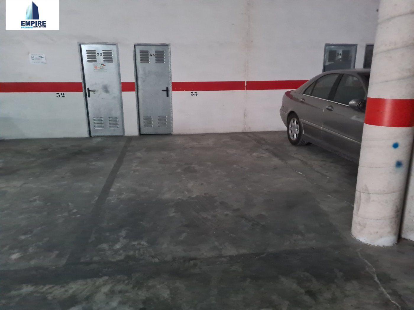 garaje en benidorm · levante 90€