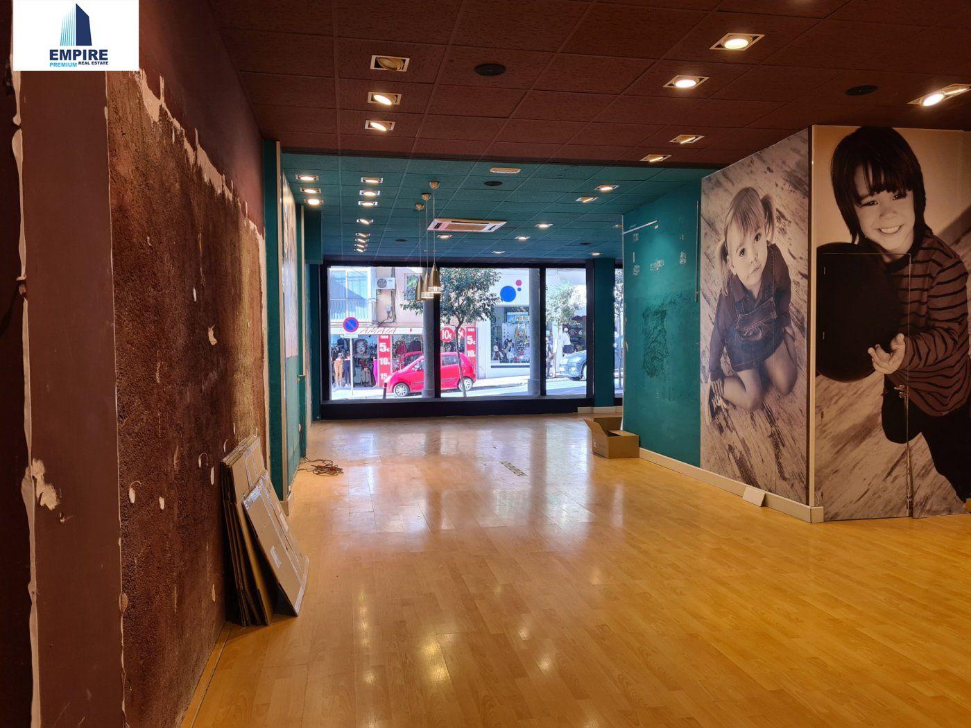 local-comercial en benidorm · centro 1600€