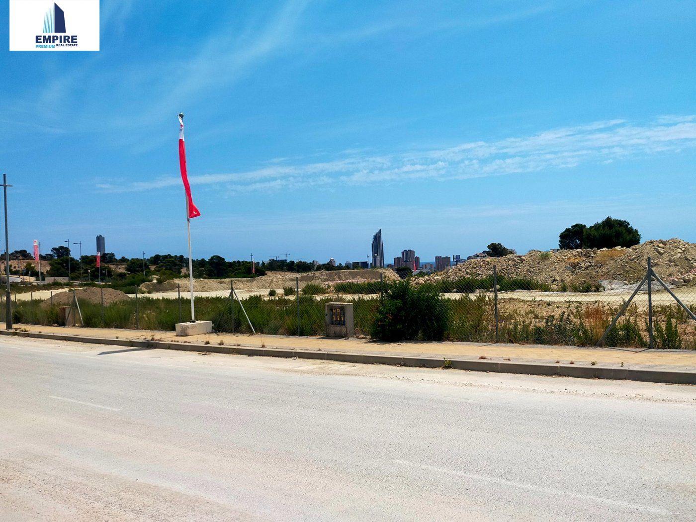 Terreno Urbano · Finestrat · La Marina 1.854.000€€