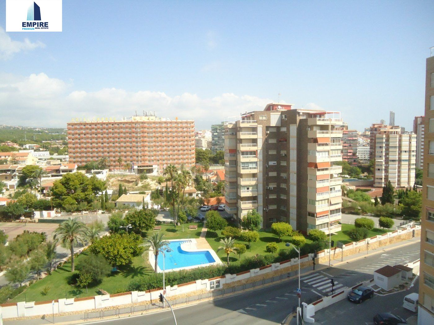 apartamento en benidorm · poniente 116000€