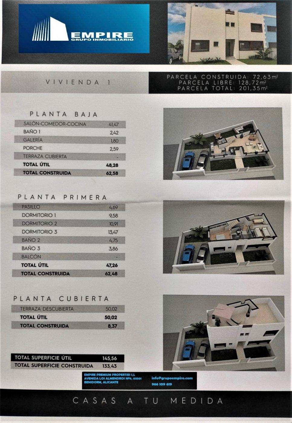 adosado en polop · polop 220000€