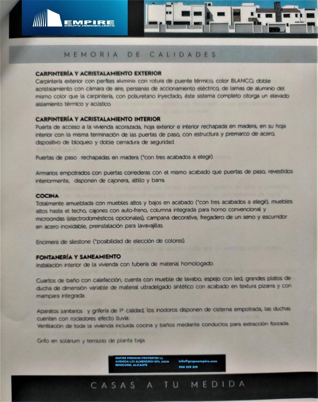 Adosado · Polop · Polop 220.000€€