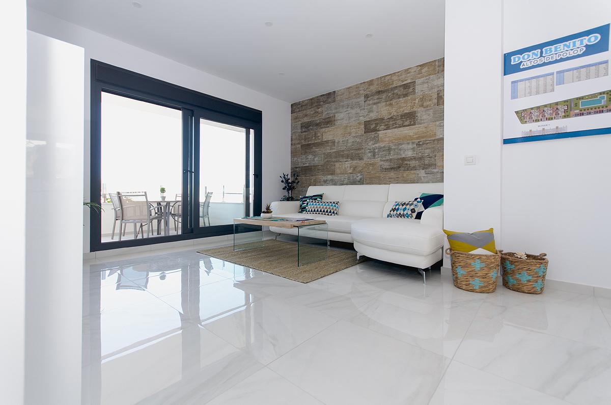 bungalow en polop · polop 155000€
