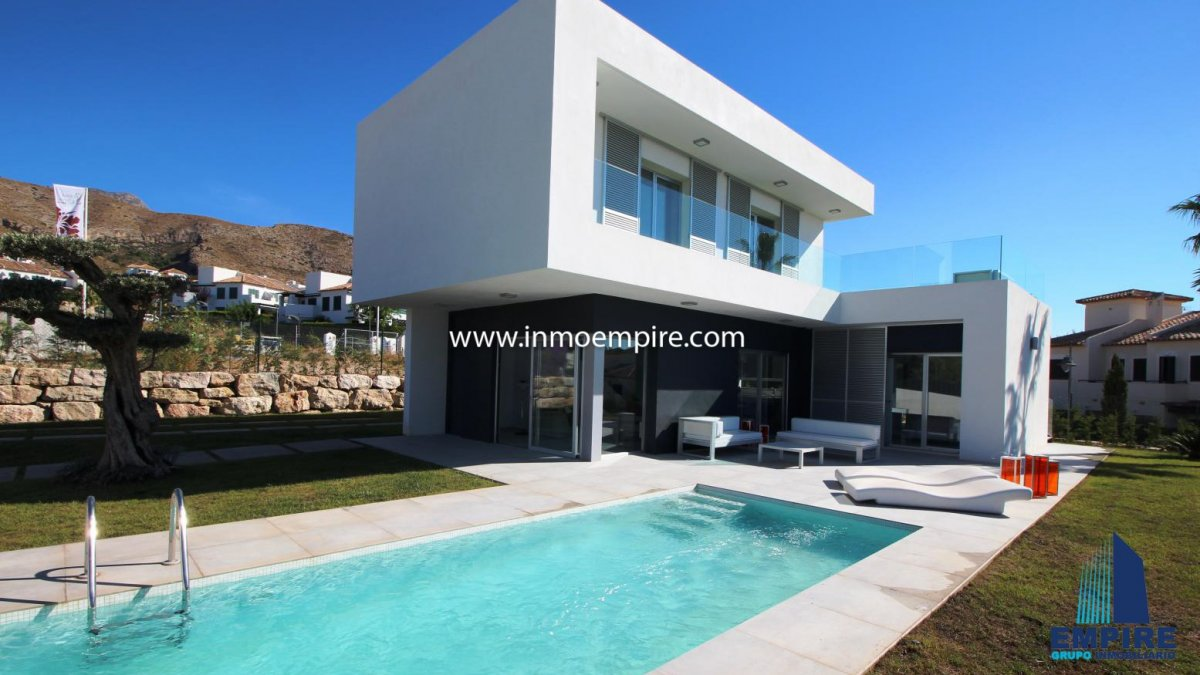 villa-de-lujo en finestrat · sierra-cortina 575000€
