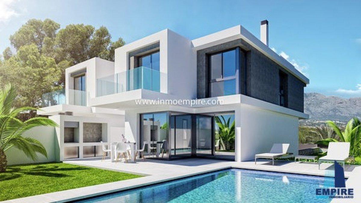 villa-de-lujo en albir · albir 625900€