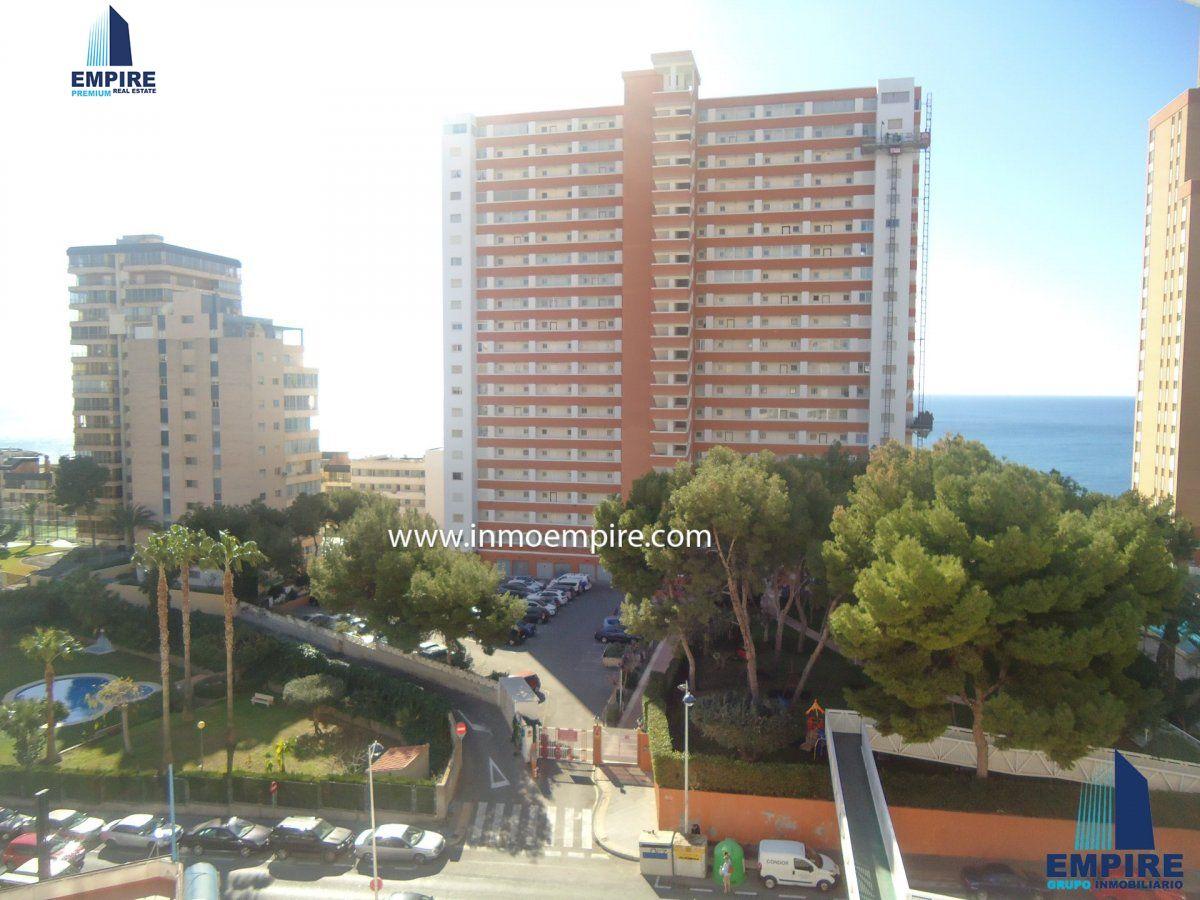 apartamento en benidorm · poniente 650€