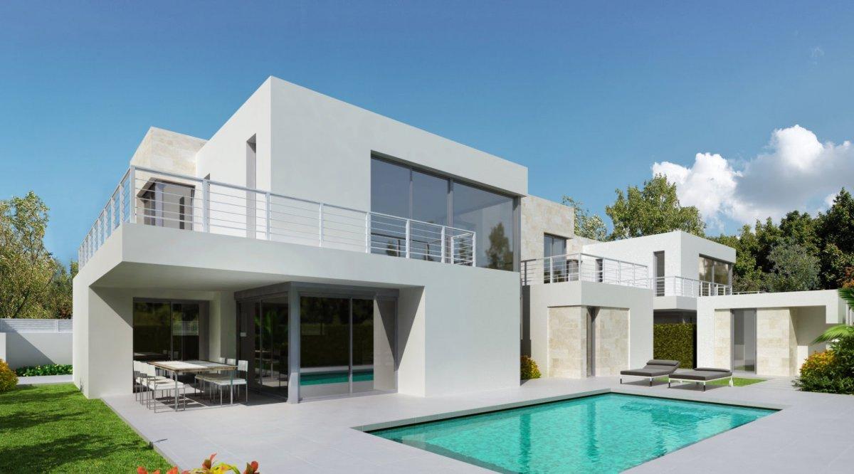 casa-con-terreno en albir · albir 749000€