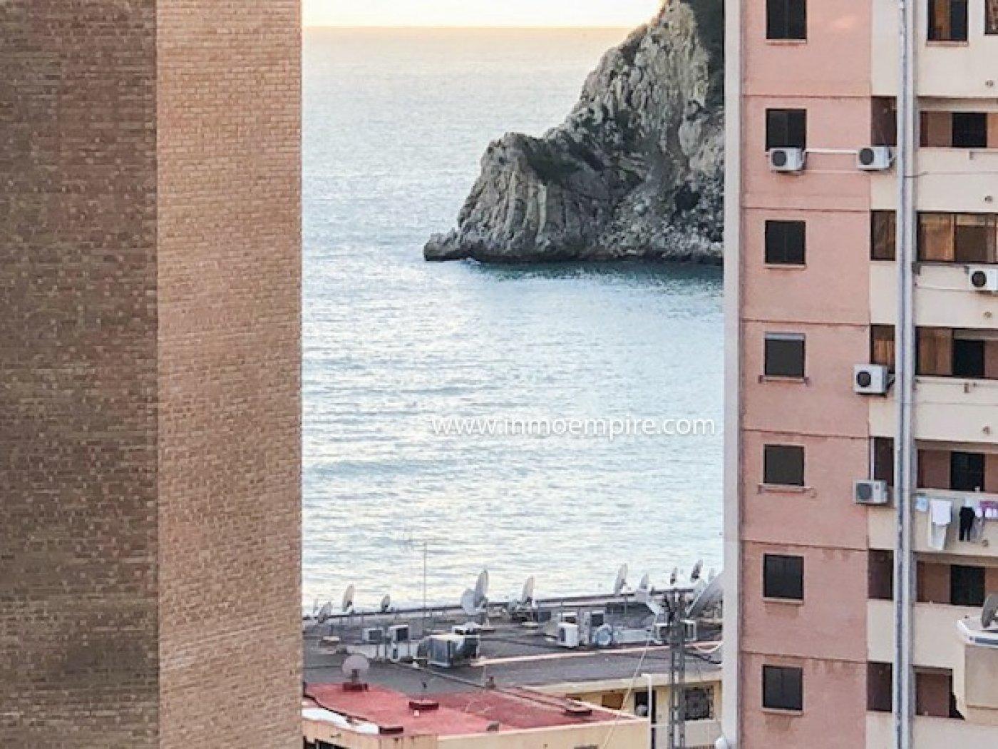 apartamento en benidorm · cala-de-finestrat 135000€