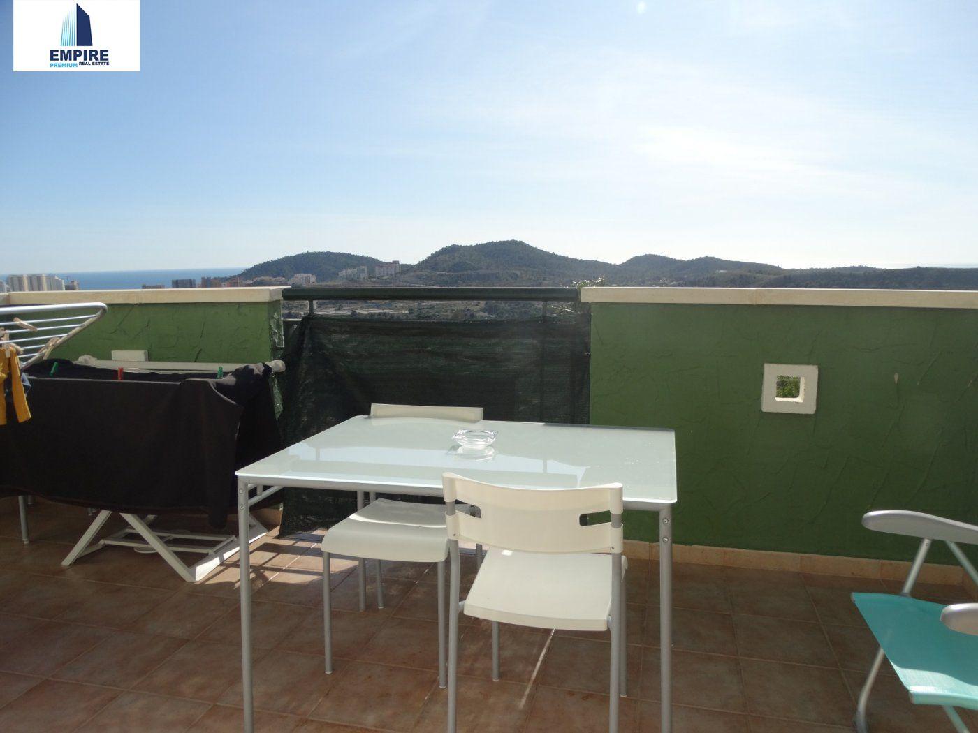 apartamento en finestrat · terramarina 550€