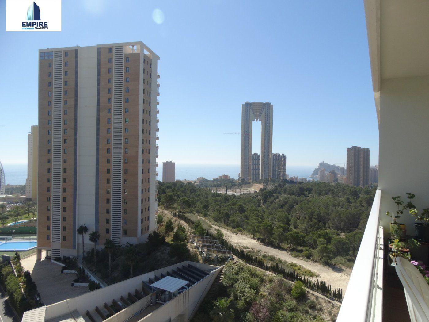 apartamento en benidorm · via-parque 131500€