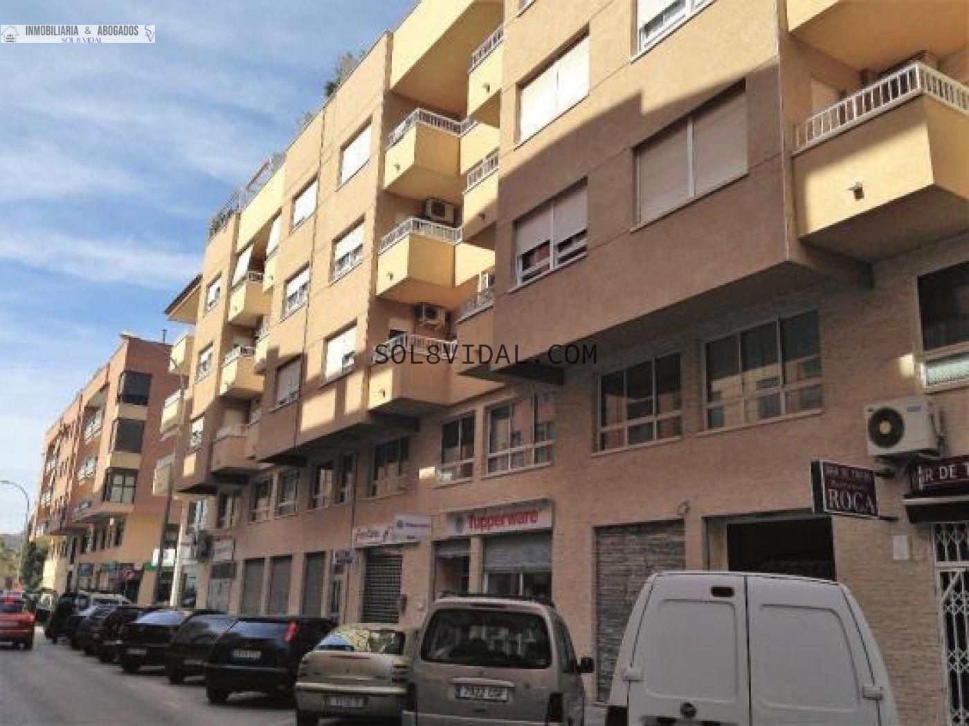 Flat for rent in Ocarasa, Orihuela