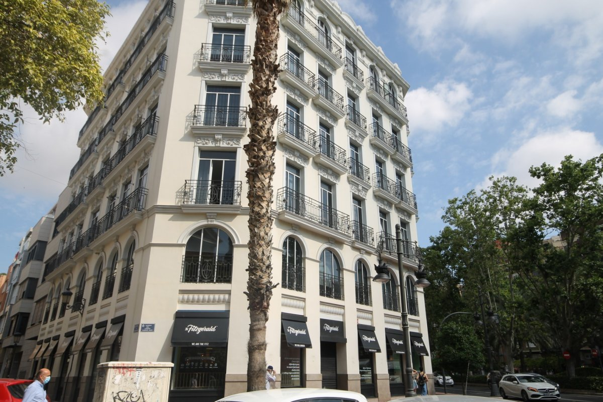 apartamento en valencia · el-botanic 750€