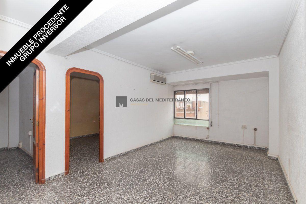 piso en benetusser · centro 141200€