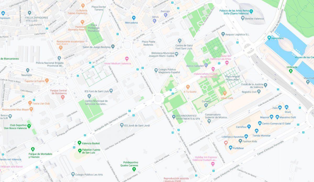 Oficina · Valencia · Ciutat De Les Arts I De Les Ciencies 575€ MES€