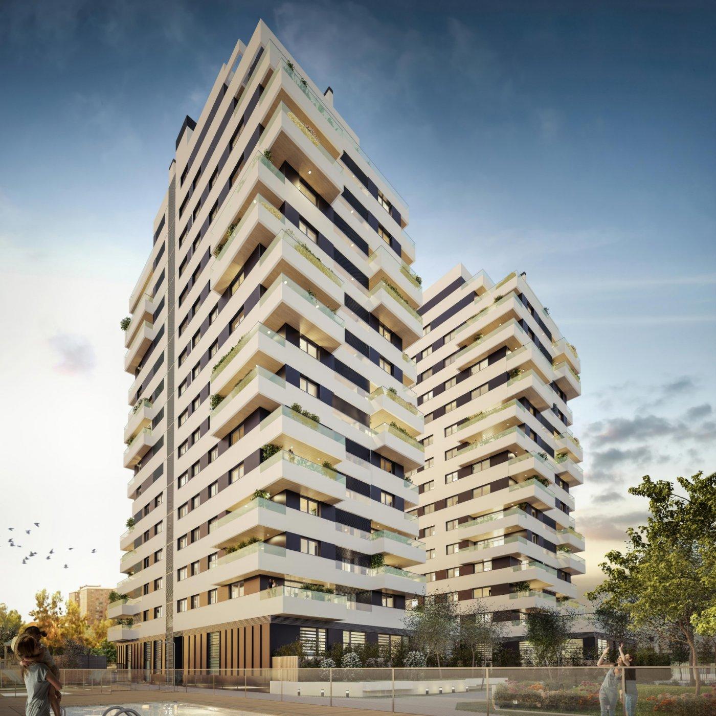 piso en valencia · ciutat-de-les-arts-i-de-les-ciencies 517000€