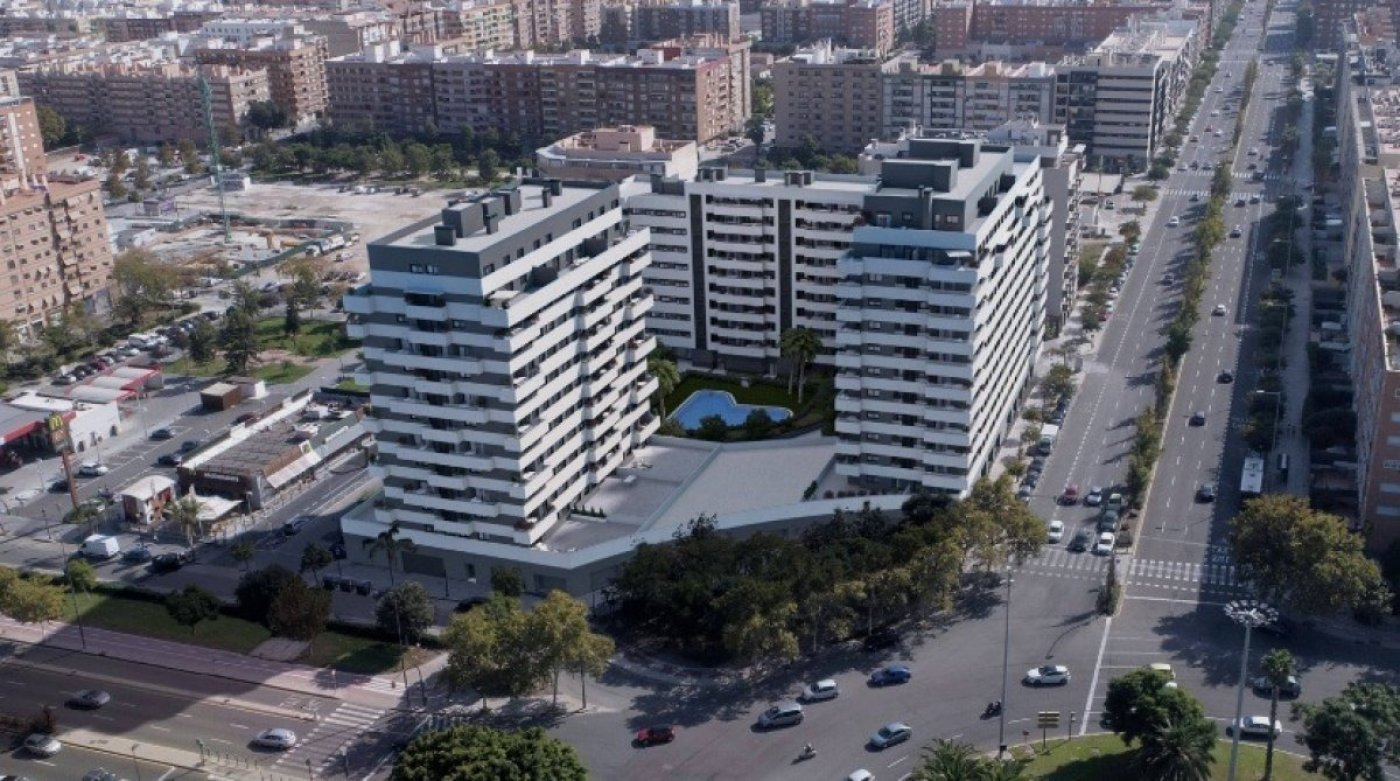 piso en valencia · nou-benicalap---nuevo-benicalap 260000€