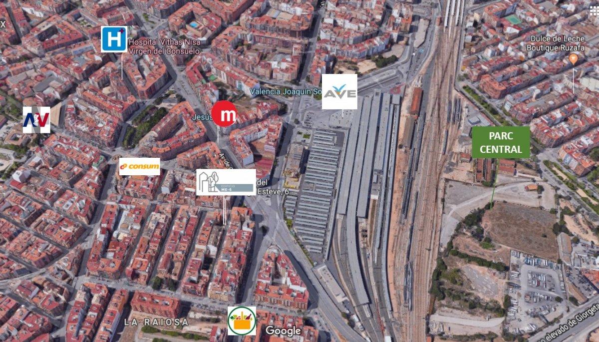 Piso · Valencia · La Raiosa 262.500€€