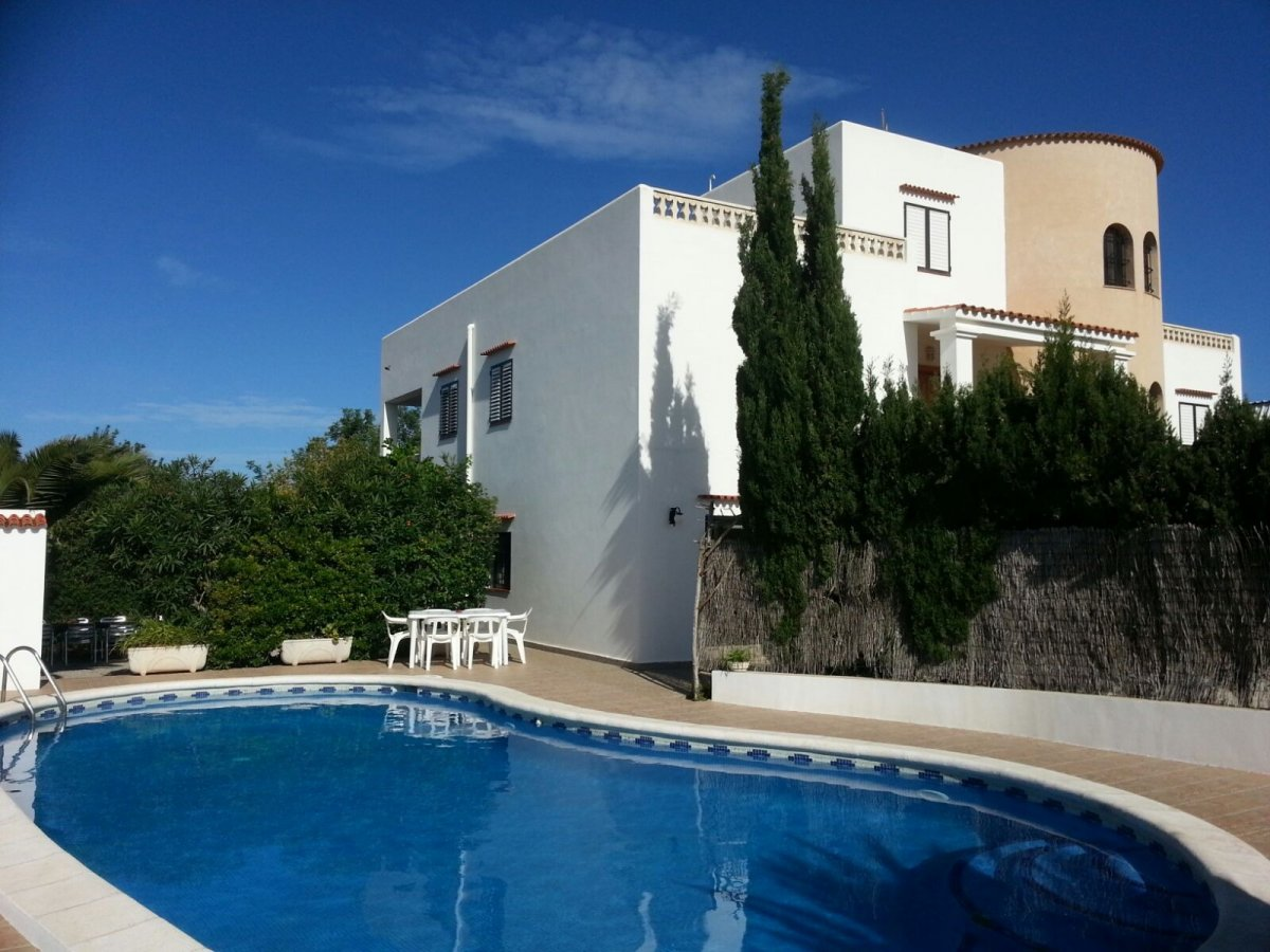 House for rent in Can tomas, Sant Antoni de Portmany