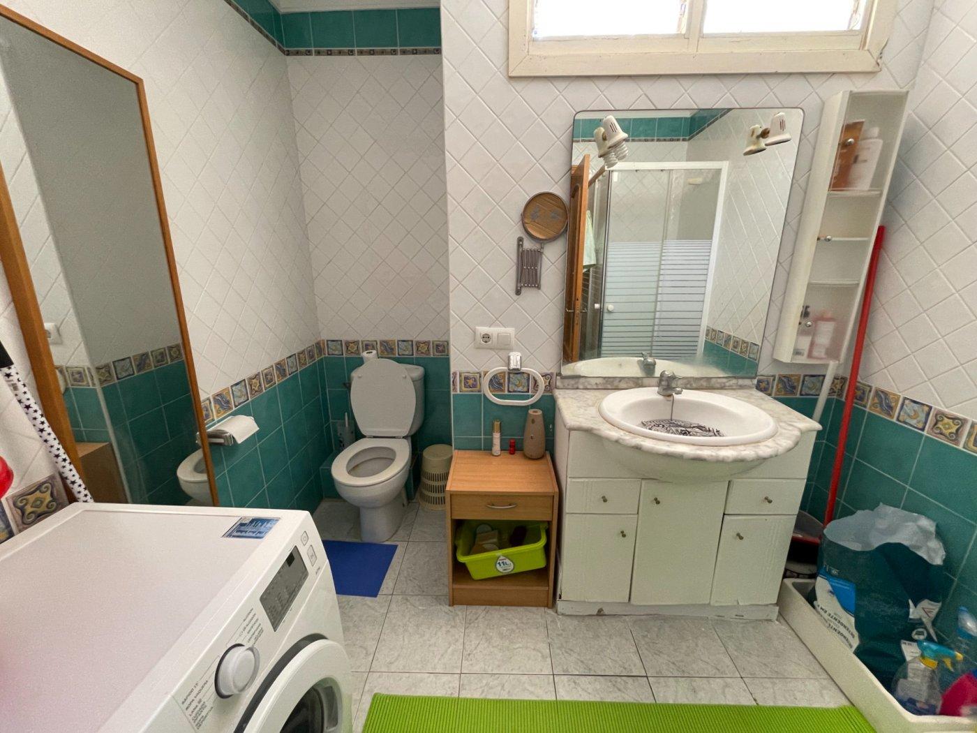 Se vende piso de dos dormitorios con piscina y parking comunitaria - imagenInmueble11