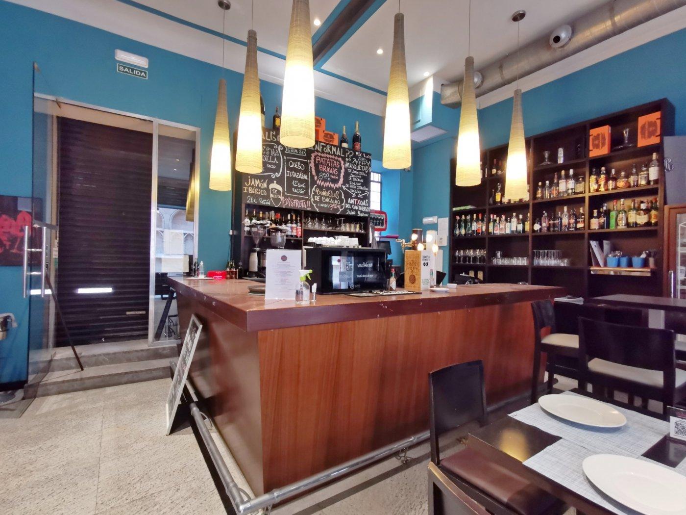 Se traspasa restaurante en centro de palma - imagenInmueble3